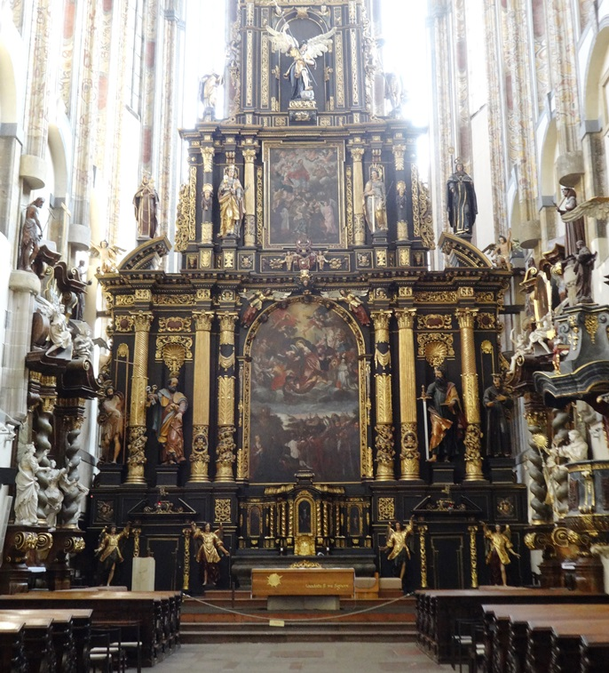 Church of Our Lady of the Snows, Prague