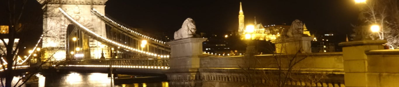 Budapest, Bratislava and Prague