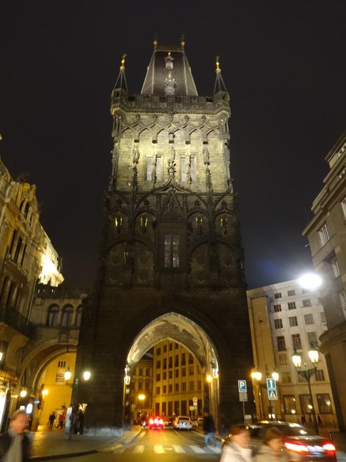 Powder Tower, Prague