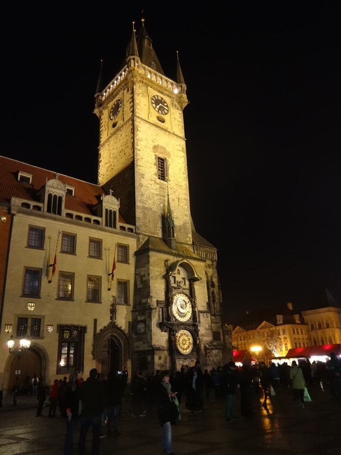 My last night in Prague, I was very sad to leave. So beautiful, so much history, art, and music.